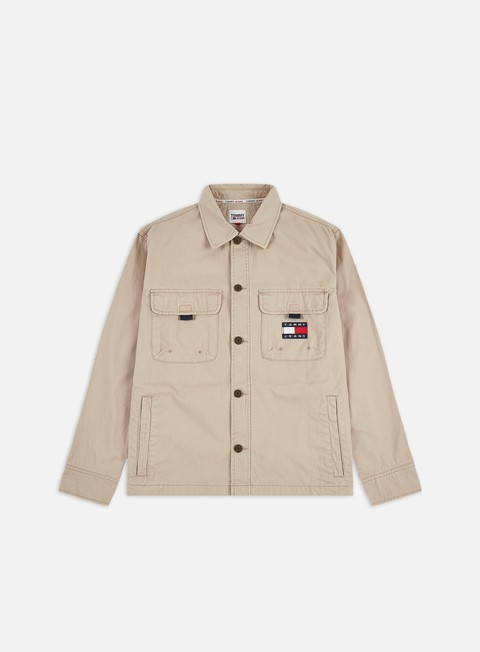 Camicie Tommy Hilfiger TJ US Back Graphic Overshirt