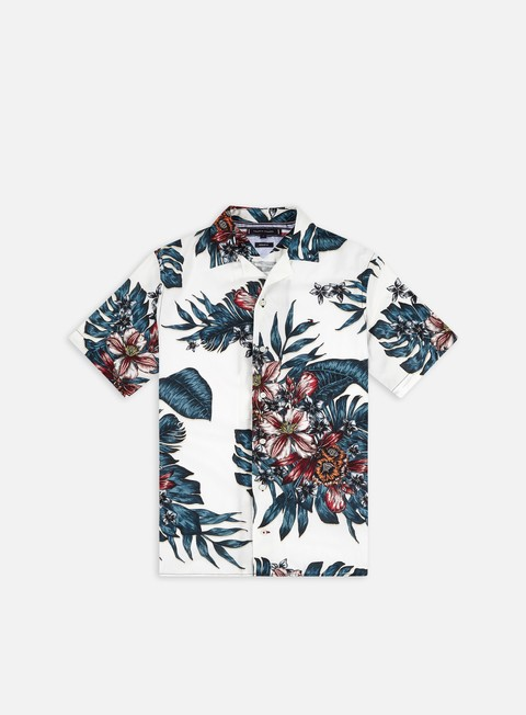 Camicie Tommy Hilfiger Tropical Print SS Shirt
