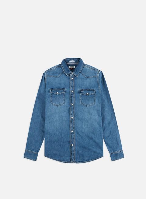 Camicie e polo a manica lunga Tommy Hilfiger Western Denim LS Shirt