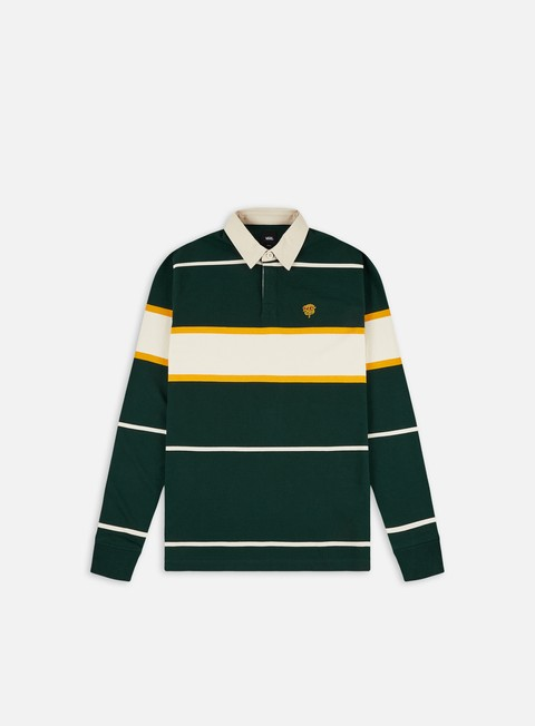 Vans 66 Champs Rugby LS Polo Shirt