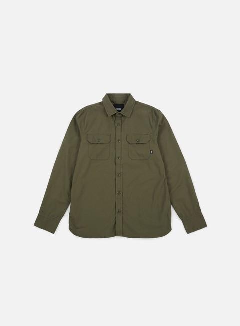 Camicie e polo a manica lunga Vans Arlington LS Shirt