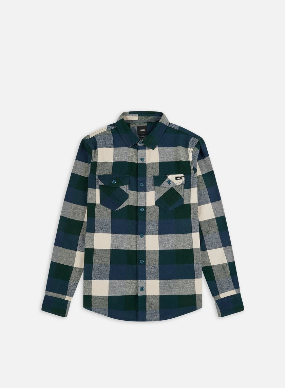 Vans Box Flannel LS Shirt