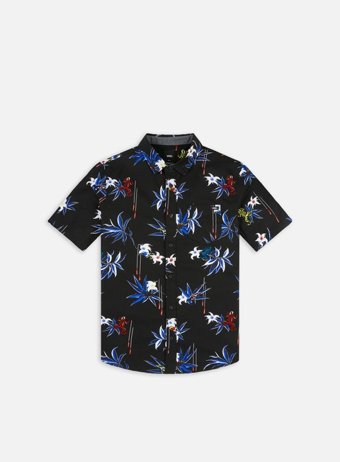 Vans Dart Floral Woven SS Shirt