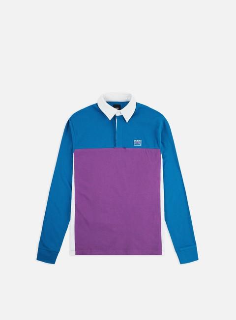 Sale Outlet Polos Vans Hi-Point Colorblock Rugby Shirt