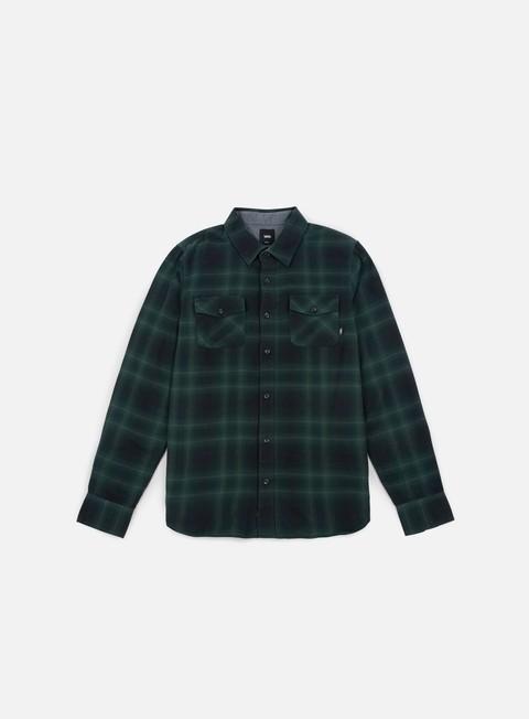 Camicie e polo a manica lunga Vans Monterey II LS Shirt