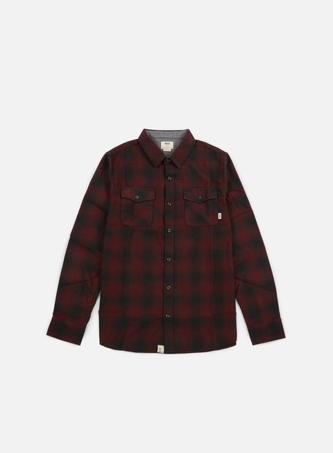 Camicie e polo a manica lunga Vans Monterey Shirt