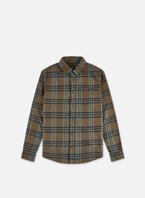 Camicie e polo a manica lunga Vans Morris LS Shirt