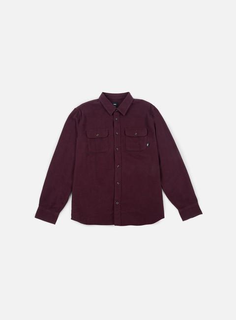 Camicie e polo a manica lunga Vans Perry LS Shirt