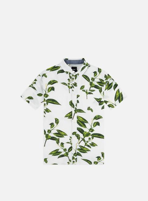 Camicie e polo a manica corta Vans Rubber Co. SS Shirt