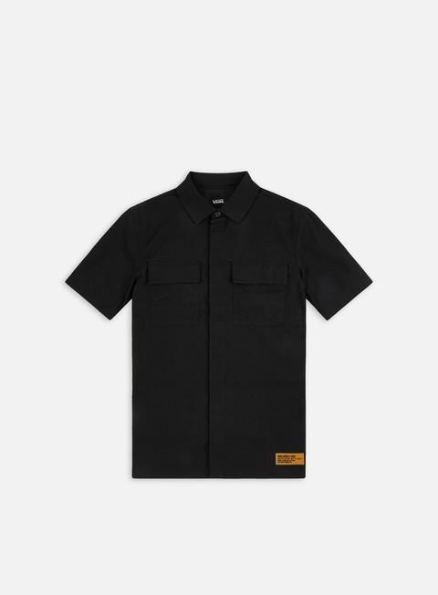 Camicie Vans Vans World Code Woven SS Shirt