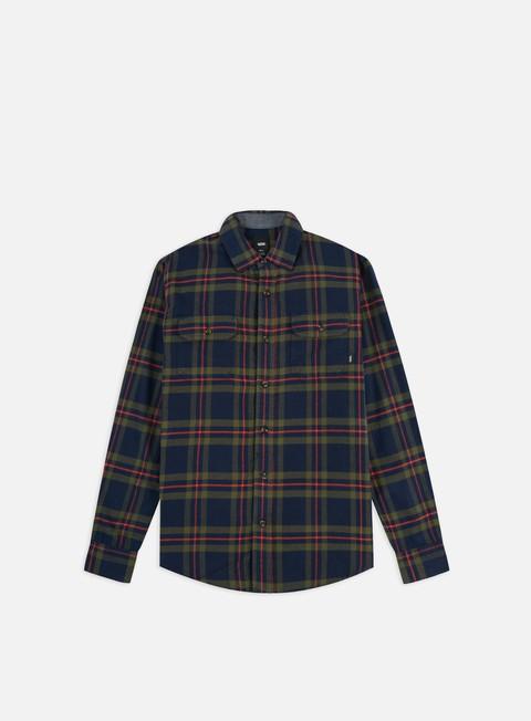 Camicie e polo a manica lunga Vans Westminster Shirt