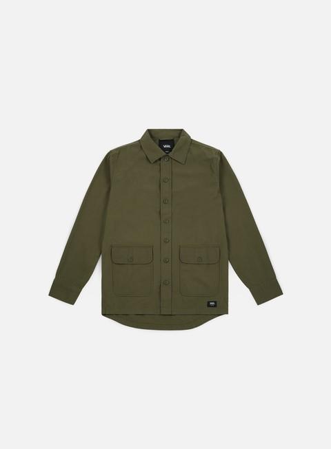 Camicie e polo a manica lunga Vans Winchester LS Shirt