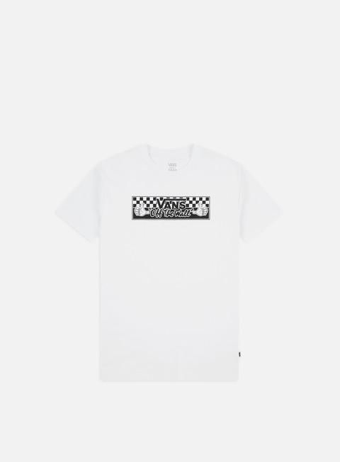 Camicie e polo a manica corta Vans WMNS BMX Boyfriend T-shirt