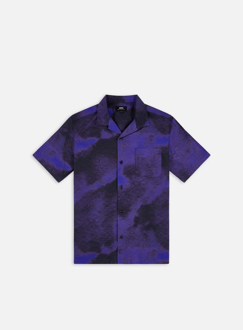 Short Sleeve Shirts Edwin Blue Haze SS Shirt