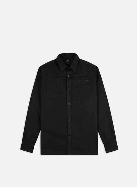 Camicie a Manica Lunga Edwin Fannar LS Shirt