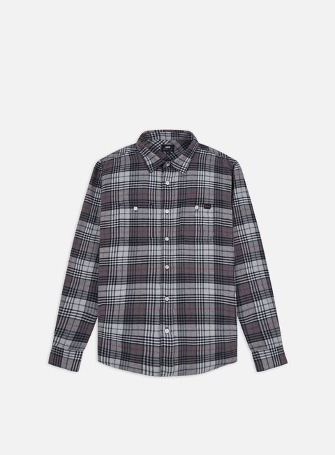 Long Sleeve Shirts Edwin Labour LS Shirt
