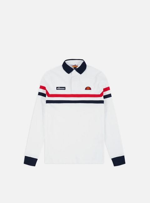 Outlet e Saldi Polo Ellesse Stevo Polo LS Shirt