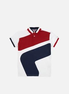 Fila Big Logo SS Polo Shirt