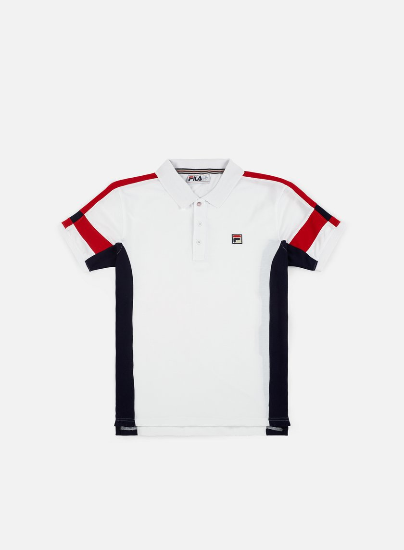 Prago Panel Polo Shirt