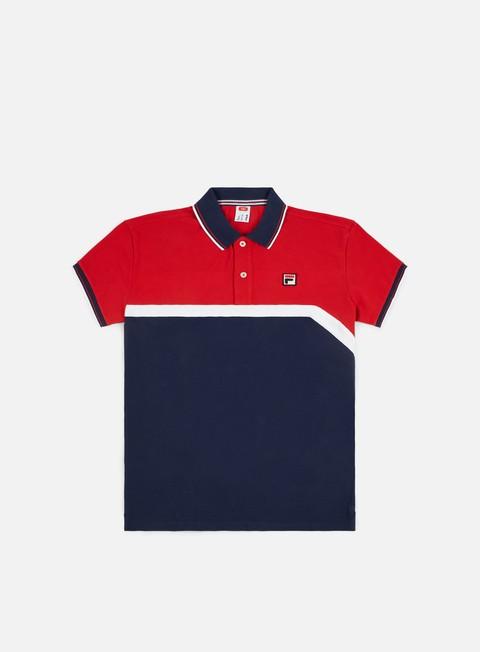 Outlet e Saldi Polo Fila SS Polo Shirt