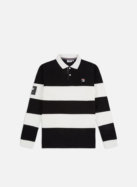 Polo Fila Talmai LS Polo Shirt