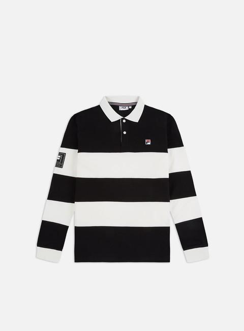 Long Sleeve Shirts Fila Talmai LS Polo Shirt