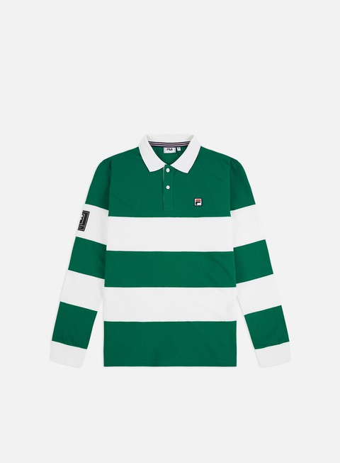 Outlet e Saldi Camicie a Manica Lunga Fila Talmai LS Polo Shirt