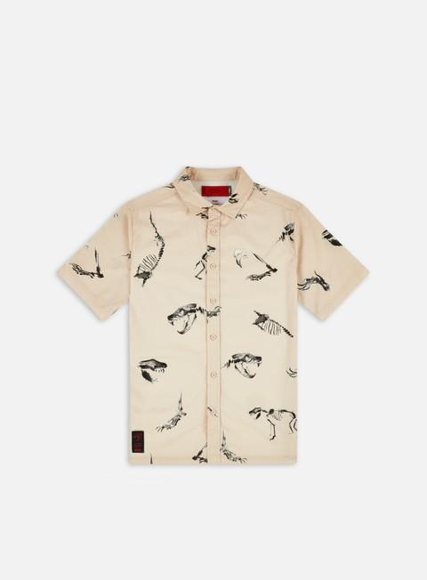 Outlet e Saldi Camicie a Manica Corta Globe Dion Agius Tasi SS Shirt