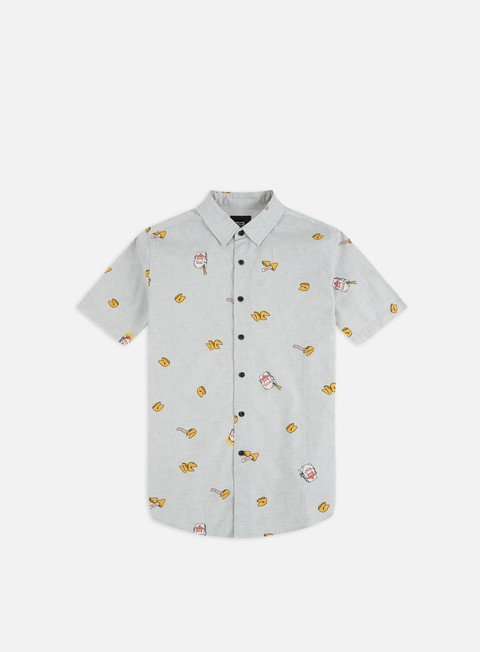 Short Sleeve Shirts Globe Fortune SS Shirt