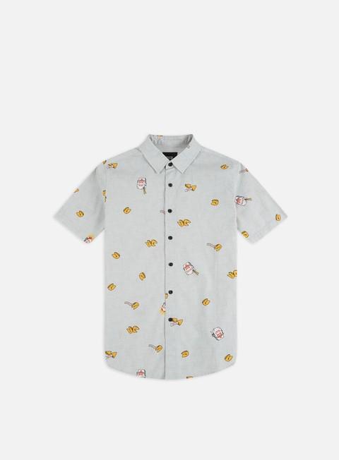 Outlet e Saldi Camicie a Manica Corta Globe Fortune SS Shirt