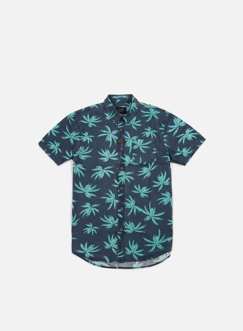 Outlet e Saldi Camicie a Manica Corta Globe Gipps Shirt