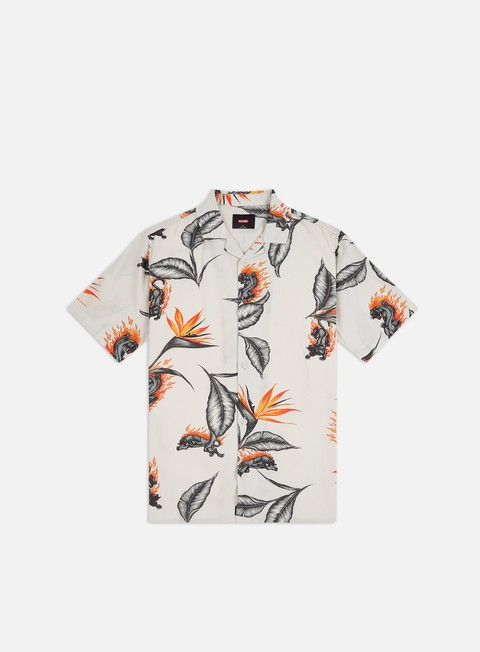 Sale Outlet Short Sleeve Shirts Globe Hot Sand SS Shirt