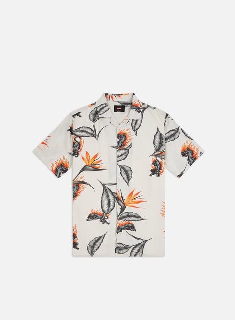 Outlet e Saldi Camicie a Manica Corta Globe Hot Sand SS Shirt