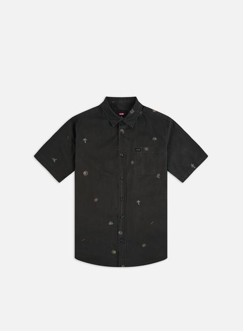 Outlet e Saldi Camicie a Manica Corta Globe Neon Dreams SS Shirt