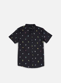 Globe - Pin Up SS Shirt, Black 1