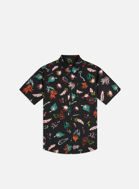 Outlet e Saldi Camicie a Manica Corta Globe Psychotropics SS Shirt