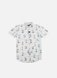 Globe - Shroom Shirt, White 1