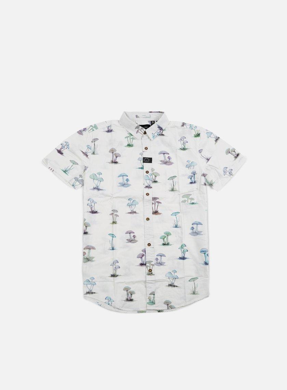 Globe - Shroom Shirt, White