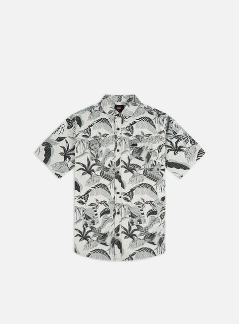 Outlet e Saldi Camicie a Manica Corta Globe Stay Tuned SS Shirt
