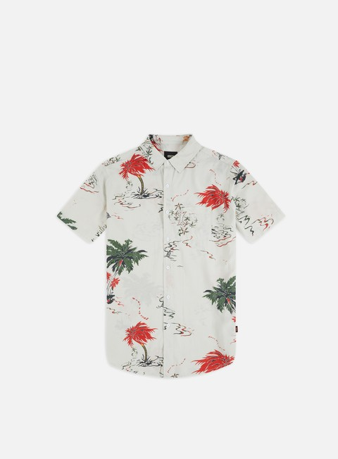 Short Sleeve Shirts Globe Stranded SS Shirt