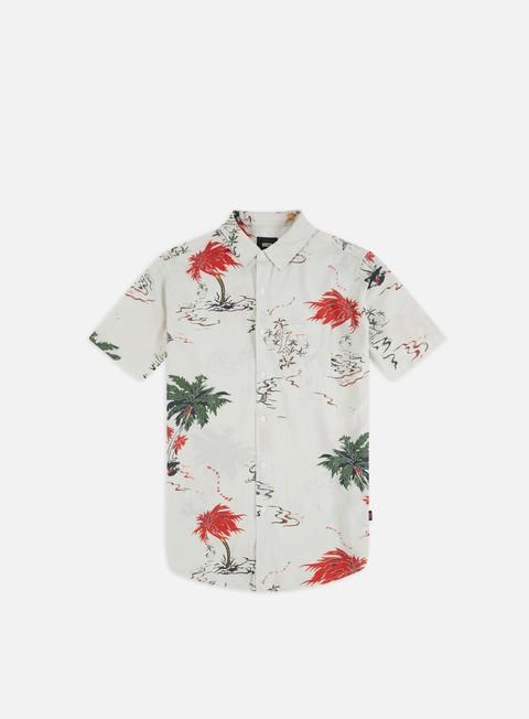 Outlet e Saldi Camicie a Manica Corta Globe Stranded SS Shirt