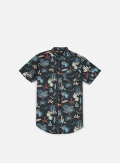 Globe - Sunburnt SS Shirt, Black 1