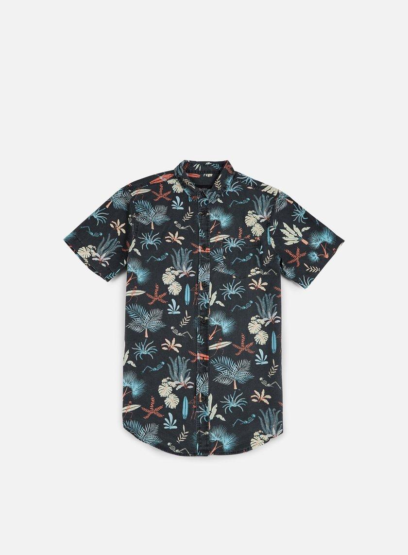 Globe - Sunburnt SS Shirt, Black