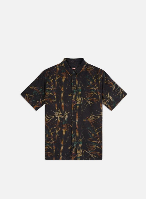 Outlet e Saldi Camicie a Manica Corta Globe Tied And Died SS Shirt