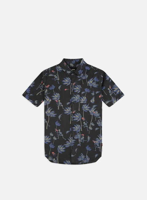 Short Sleeve Shirts Globe Typhoon SS Shirt