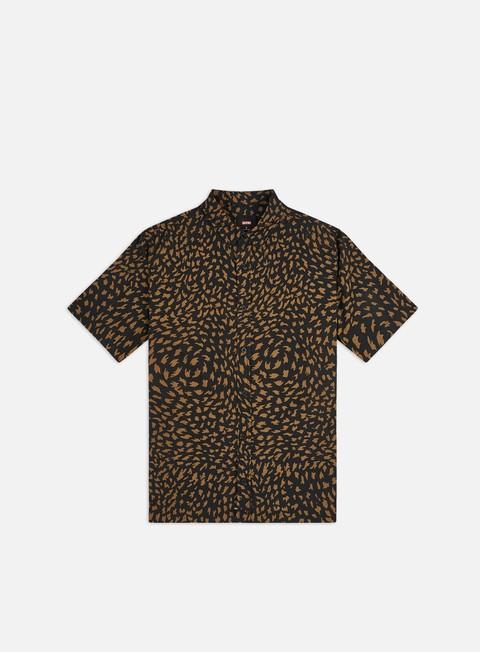 Outlet e Saldi Camicie a Manica Corta Globe Wild Life SS Shirt