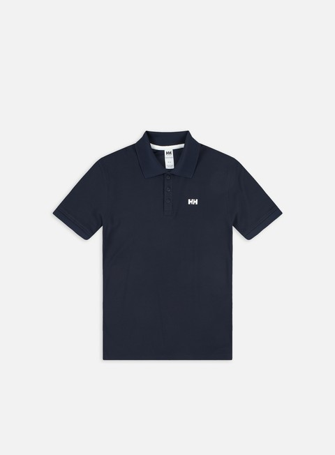 camicie helly hansen driftline polo shirt navy