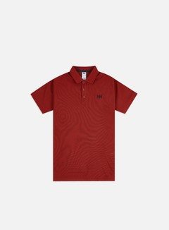 Helly Hansen - Driftline Polo Shirt, Oxblood