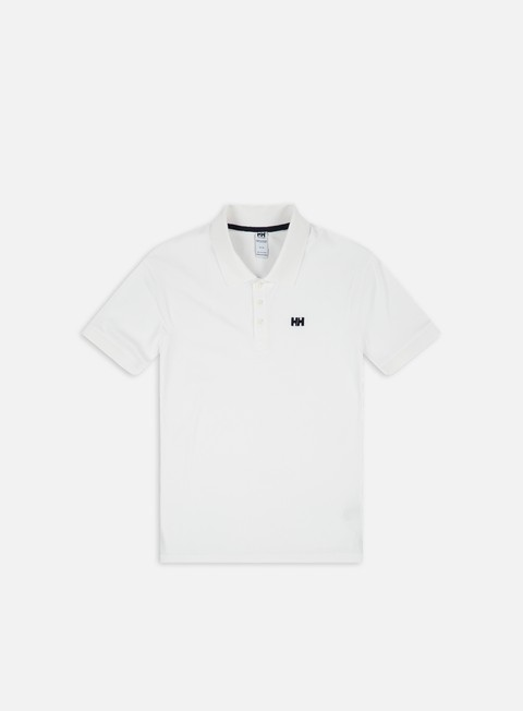 camicie helly hansen driftline polo shirt white