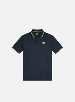 Helly Hansen - Kos Polo Shirt, Navy/Lime
